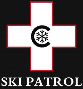 Cannonsburg Ski Patrol logo